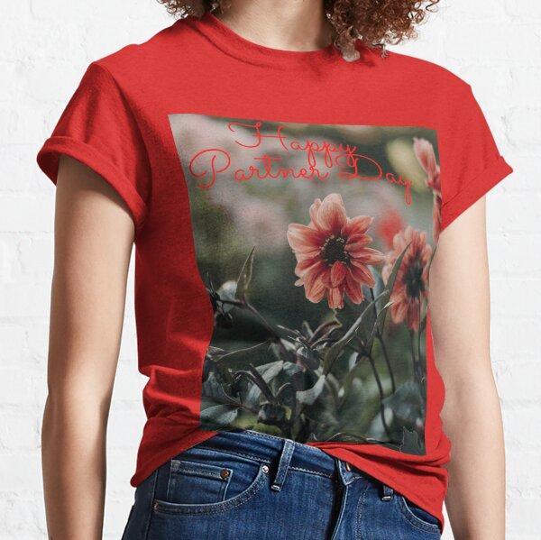 Happy Partner Day  Classic T-Shirt