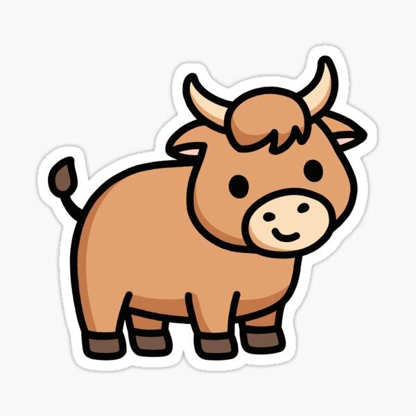 Ox Sticker