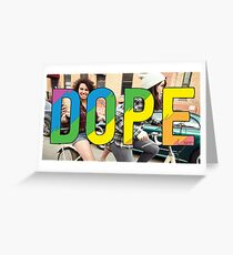 Dope Broad City Greeting Card