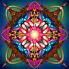 Lilo & Stitch inspired Kaleidoscope Design by samskyler