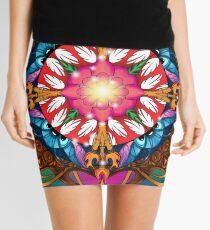 Lilo & Stitch inspired Kaleidoscope Design Mini Skirt
