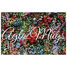 Aglo Flowers by Glori Feliciano