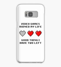 Video Game Life Samsung Galaxy Case/Skin