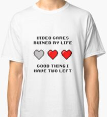 Video Game Life Classic T-Shirt