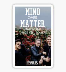 PVRIS - Mind Over Matter Sticker