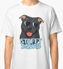 STAFFY SQUAD (black) Classic T-Shirt