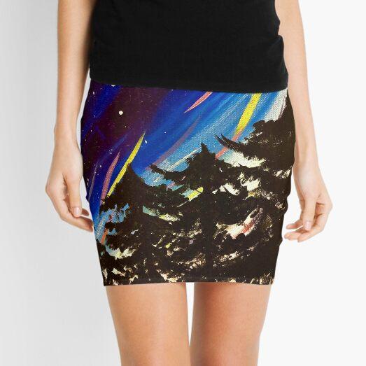 Meteor Shower Mini Skirt