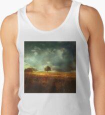 sunset landscape Tank Top