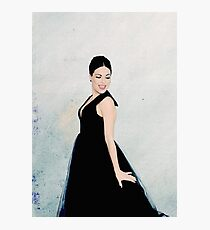 Lana Parrilla Photographic Print