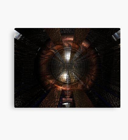 You'll never be so close anymore Canvas Print