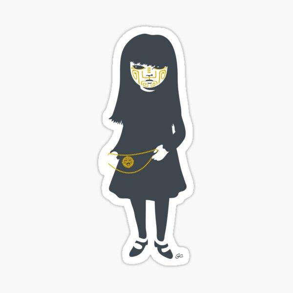 The Grey Girl™ Sticker