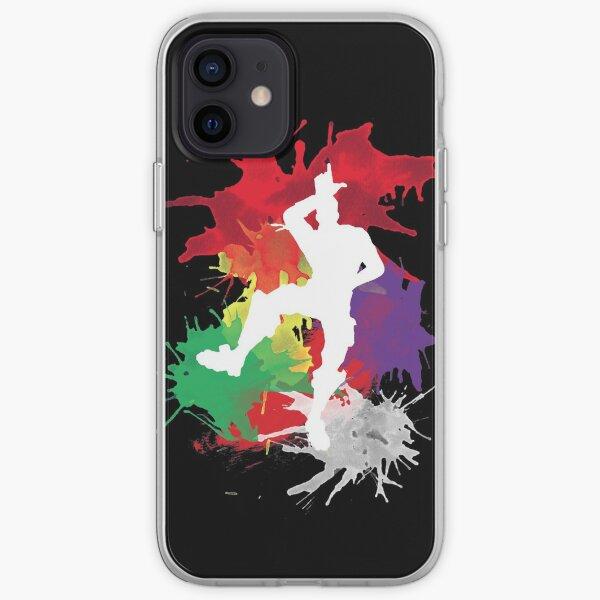Battle Royale Victory Justice Dance iPhone Soft Case
