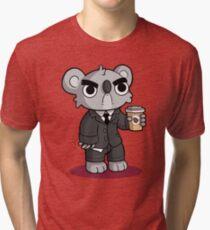 Grumpy Koala Tri-blend T-Shirt