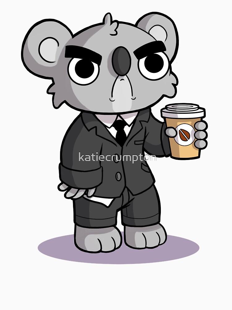 Gruñón Koala de katiecrumpton