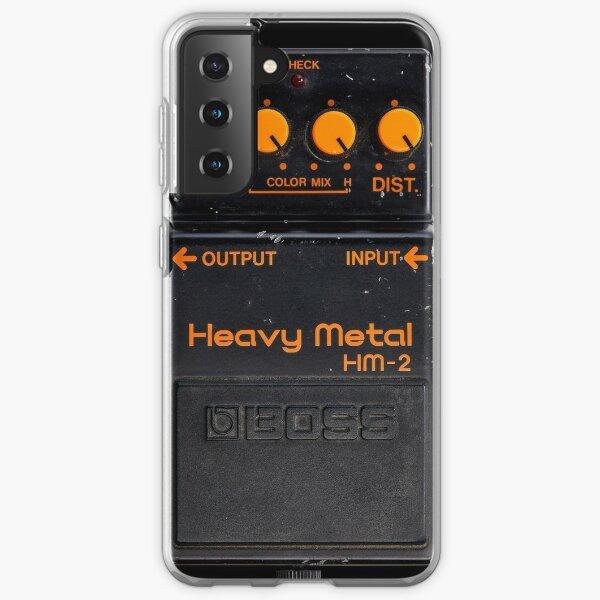 Boss HM-2 Heavy Metal Guitar Pedal Samsung Galaxy Soft Case