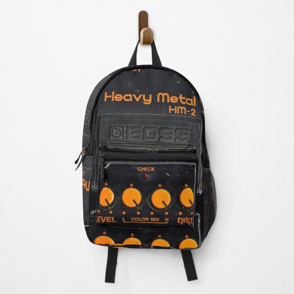 Boss HM-2 Heavy Metal Guitar Pedal Backpack