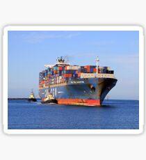 Lamartine-Containerschiff Sticker