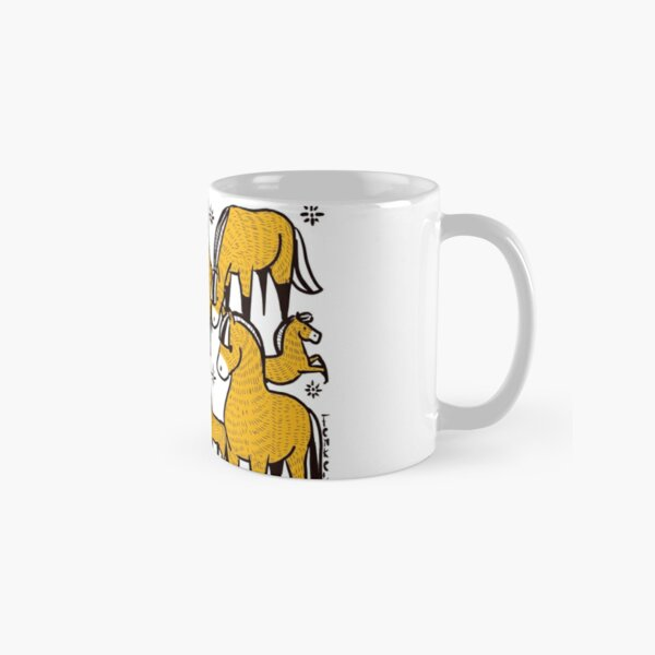 the more fjords the merrier  Classic Mug