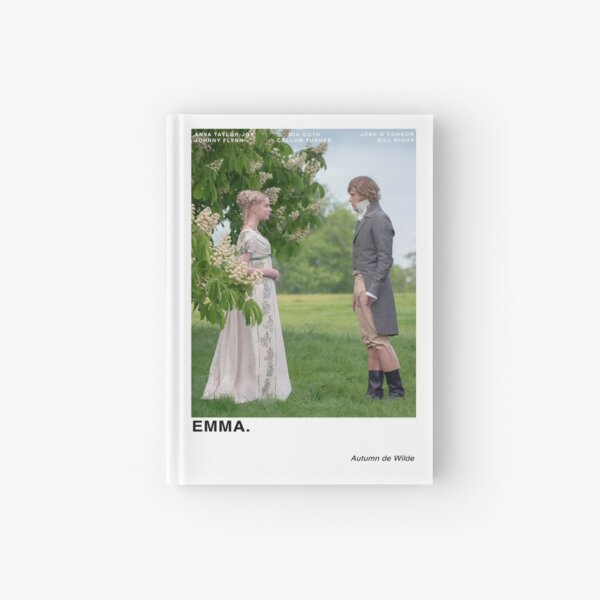Emma Hardcover Journal