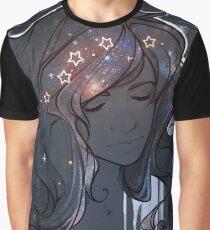 Shooting Star Graphic T-Shirt