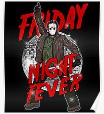 Friday Night Fever Poster