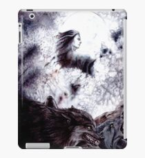 Sauron Brought Werewolves iPad Case/Skin