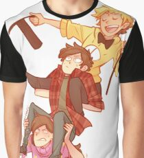 Tower of Trouble Graphic T-Shirt
