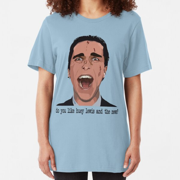 An American Psycho Slim Fit T-Shirt
