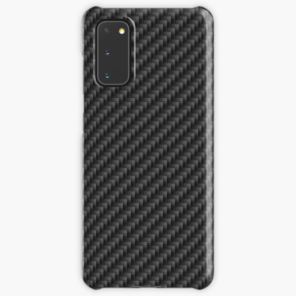 Carbon fiber Samsung Galaxy Snap Case