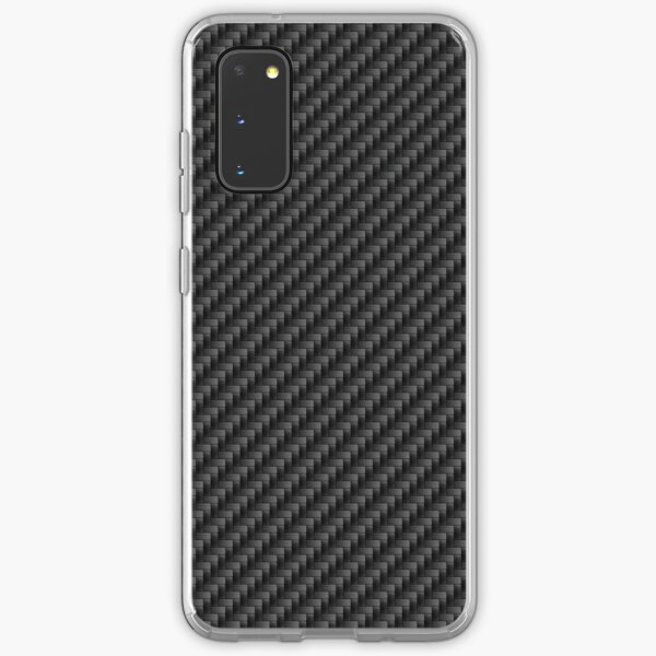Carbon fiber Samsung Galaxy Soft Case