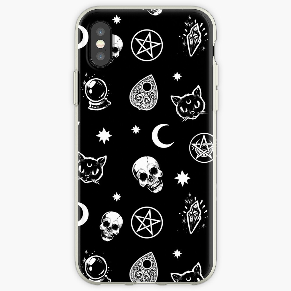 Witch Pattern iPhone Case & Cover
