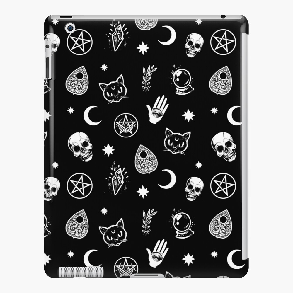 Witch Pattern iPad Case & Skin