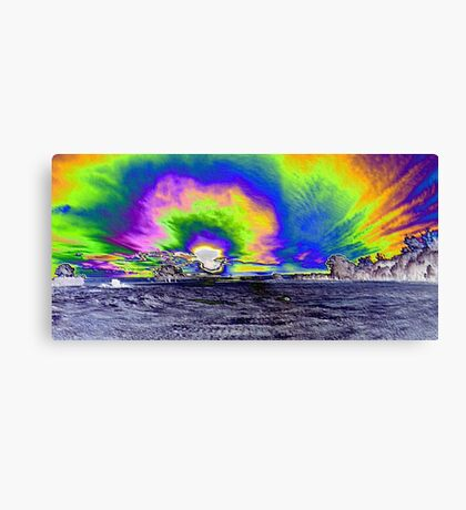 far out man, this is good stuff! Canvas Print