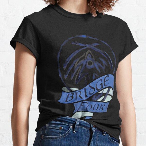 Camiseta Stormlight Archive Bridge Four - Stormlight Archive Camiseta clásica