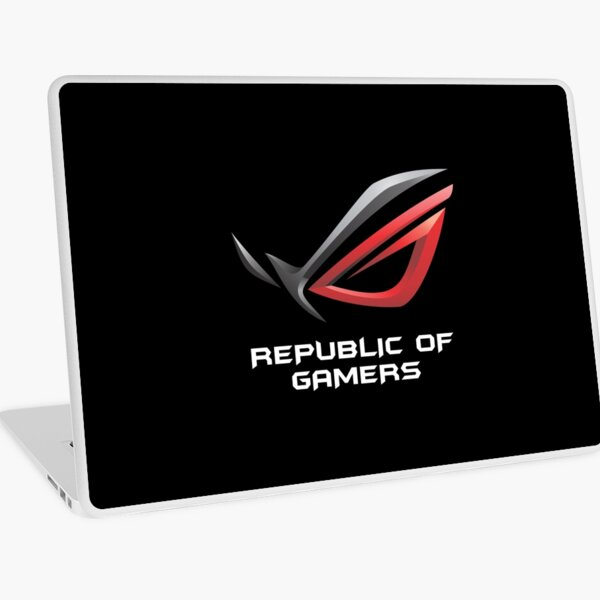 Asus ROG Republic Of Gamers Vinilo para portátil