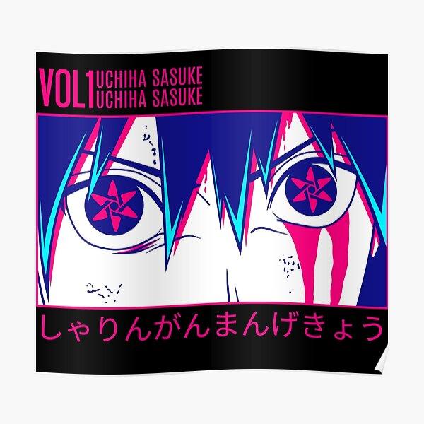 Sa-suke Mangekyou sha-ringan Poster