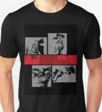 Cowboy Bebop - Group BW T-Shirt