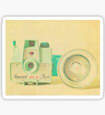 Imperial Mark VII Camera Sticker