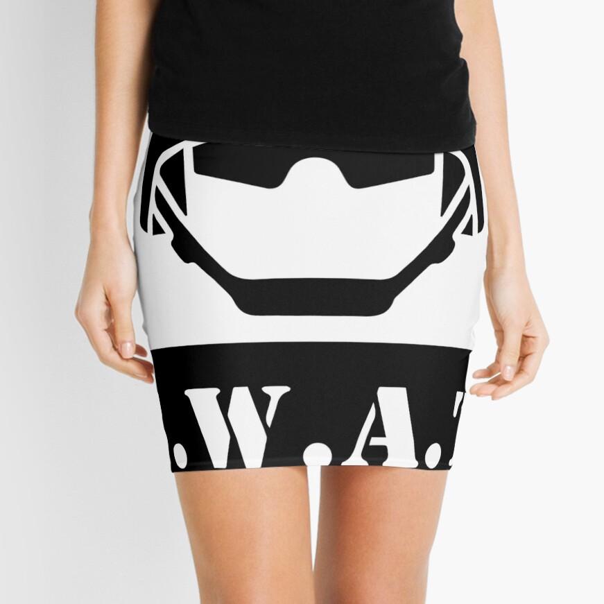 APLASTAR Minifalda
