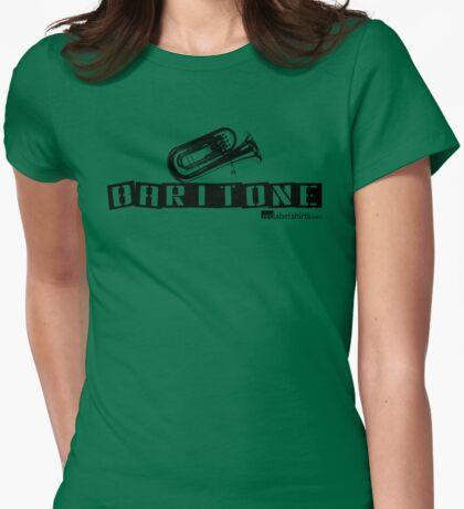 Label Me A Baritone (Black Lettering) T-Shirt