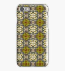 Florets and Clovers Pattern iPhone Case/Skin