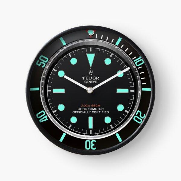 TDR Black Heritage Lumed Horloge