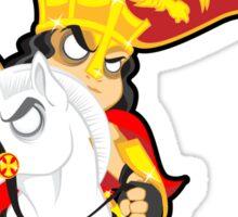 Horseman #1: Conquest Sticker