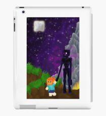 Enderfriend- A Minecraft Fanart iPad Case/Skin