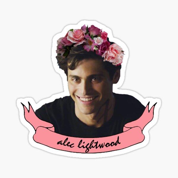 Alec Lightwood Sticker