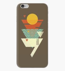 Sun. Sea. Sand. Shark. iPhone Case