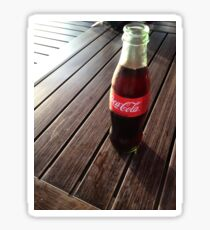 CocaCola Sticker