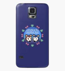Funda/vinilo para Samsung Galaxy The Able Sisters