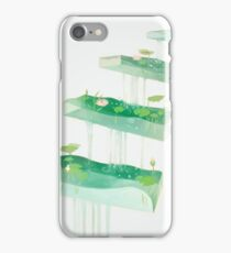 lily steps. iPhone Case/Skin