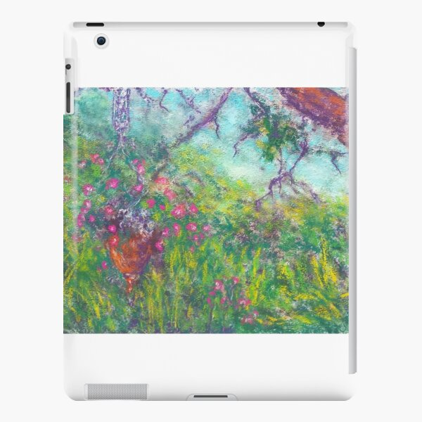 Secret Garden (Pastel) iPad Snap Case